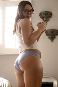 Model Tammy Kaimia in In The Thicc Of It